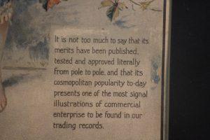 Enos Fruit Salt vintage advertising poster frame 3