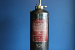 Bespoke fire extinguisher lamp 11