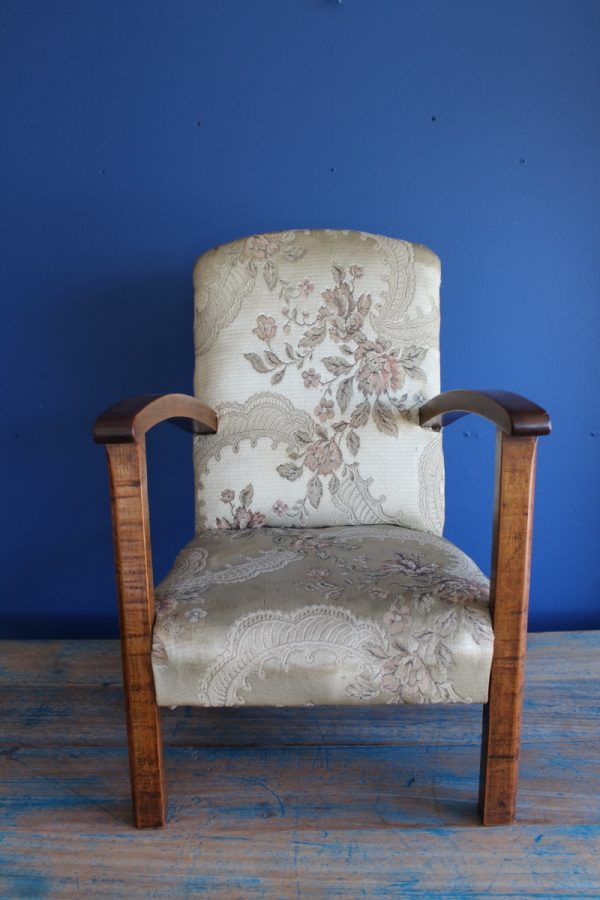 Vintage childs armchair 1