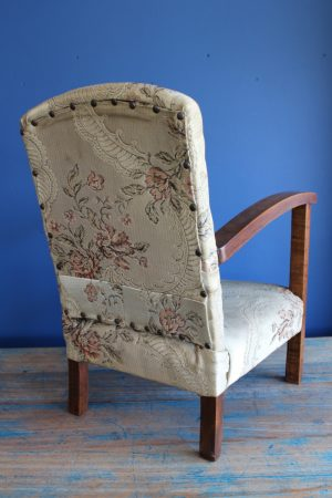Vintage childs armchair 2