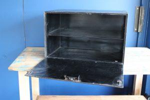 Metal deed box 1