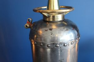 Fire extinguisher lamp 58