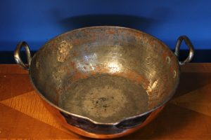 Antique Turkish steaming pot 2