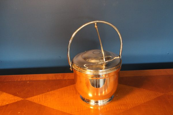 Ice bucket with liner