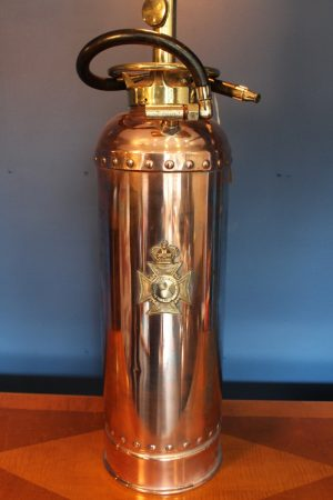 Fire extinguisher lamp 117
