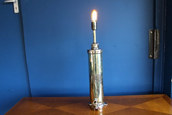 Brass lamp 20
