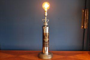 Chrome lamp 5