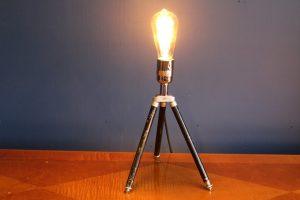 Tripod lamp 3