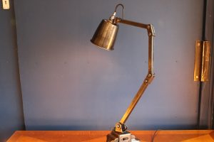 Memlite industrial lamp
