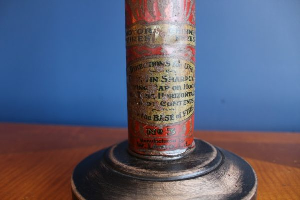 Fire extinguisher lamp 71