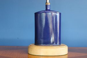 Flask lamp