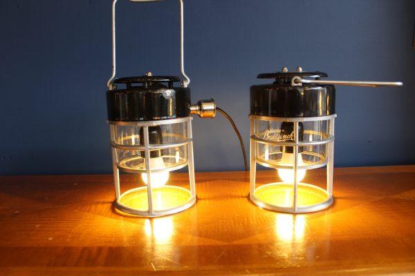 Bullfinch gas lamps