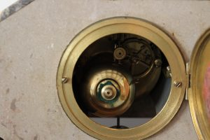 Art Deco mantle clock 4