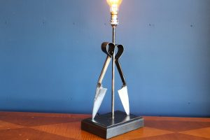 Wool shears lamp 22