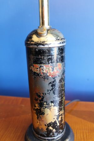 Fire extinguisher lamp 512