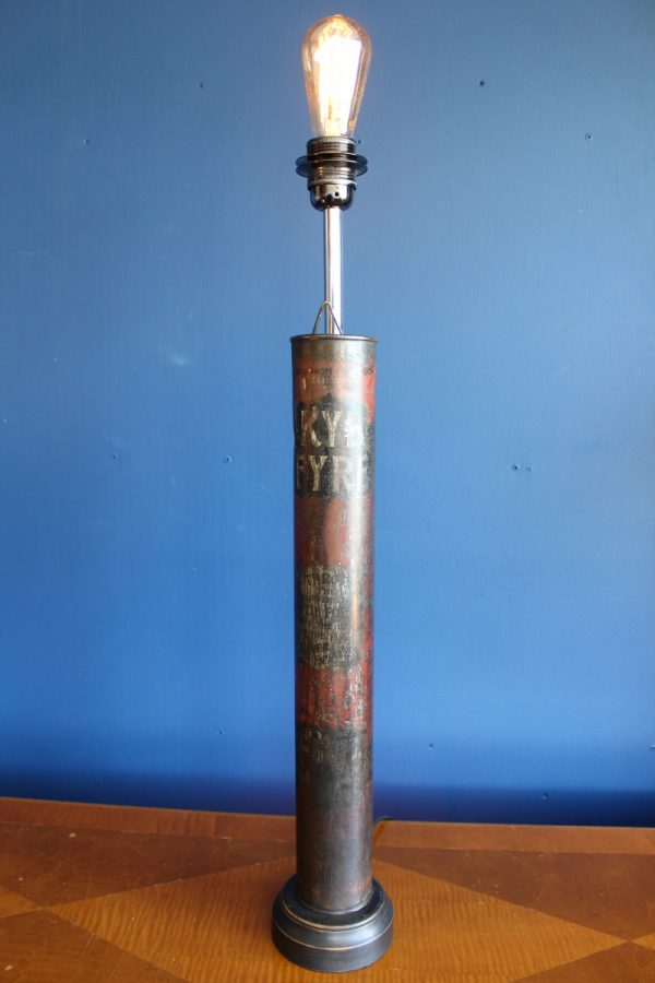 Fire extinguisher lamp 991