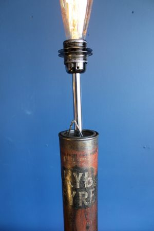 Fire extinguisher lamp 992