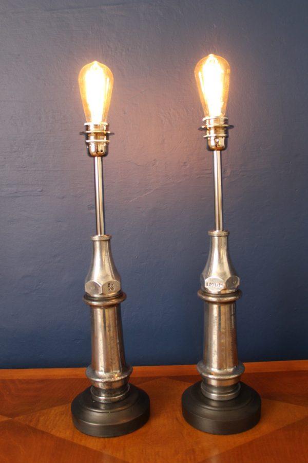 Aluminium lamps 2