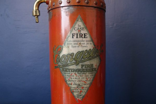 Fire extinguisher lamp 959