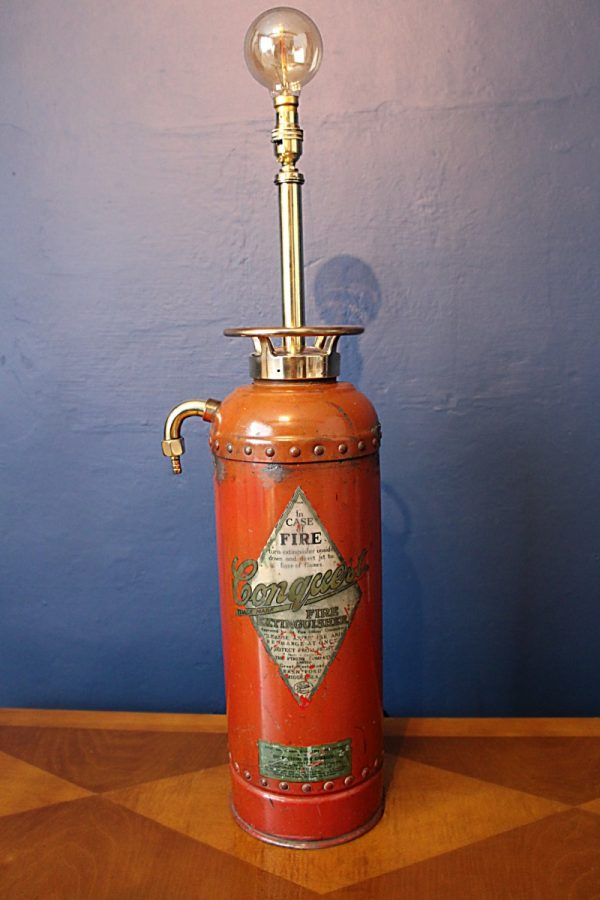 Fire extinguisher lamp 960