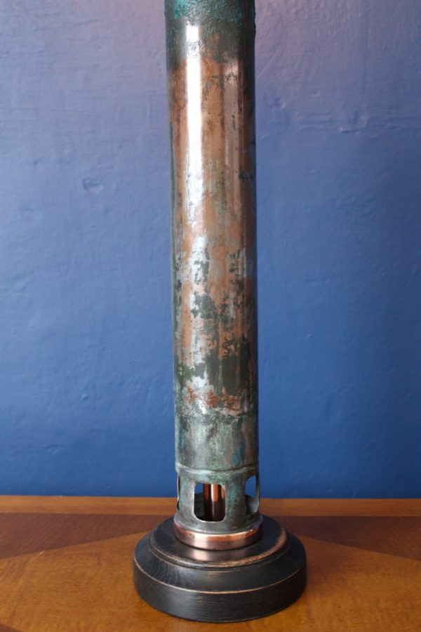 Fire extinguisher lamp 635