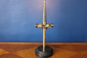 Beer barrel tap lamp 81