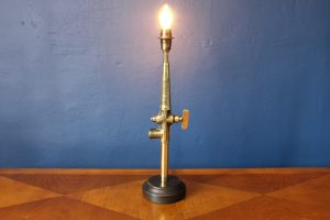 Beer barrel tap lamp 87