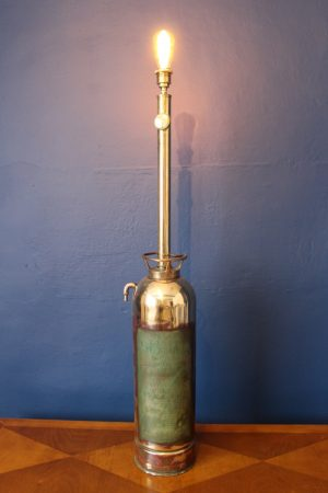 Fire extinguisher lamp 634