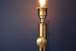 Fire extinguisher lamp 638