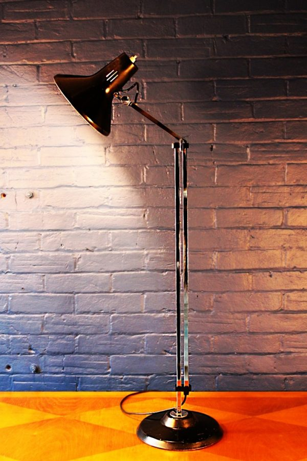 Jacob Jacobsen L20 Luxo floor lamp 6