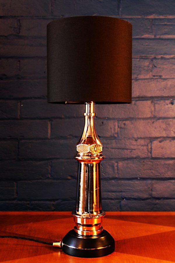 Brass fire branch lamp 19