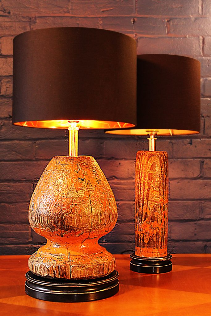 Uniquely quirky lighting