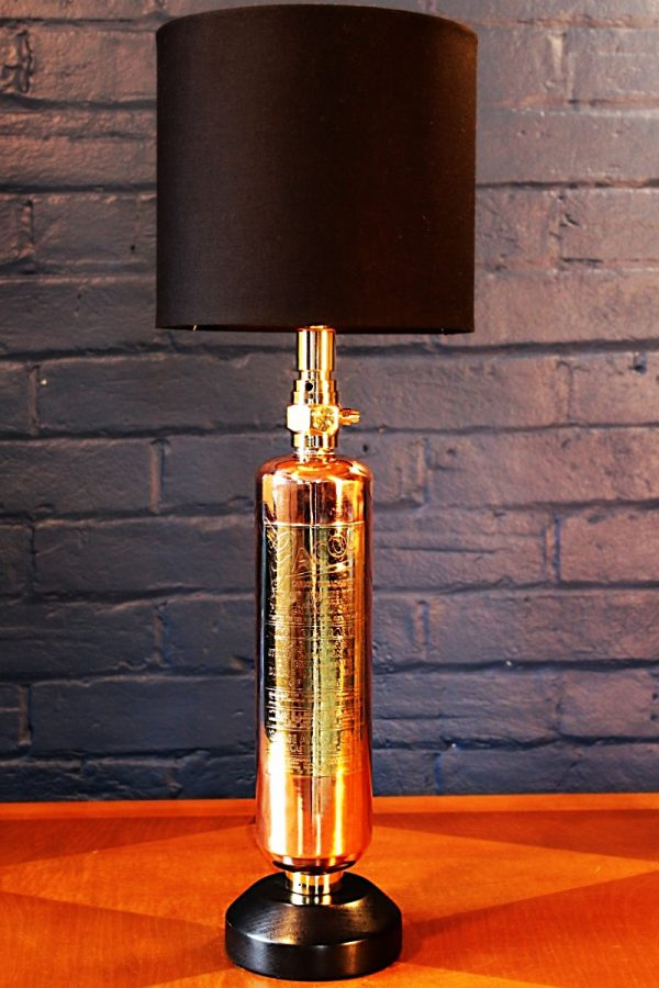Gacos copper & brass fire extinguisher for sale
