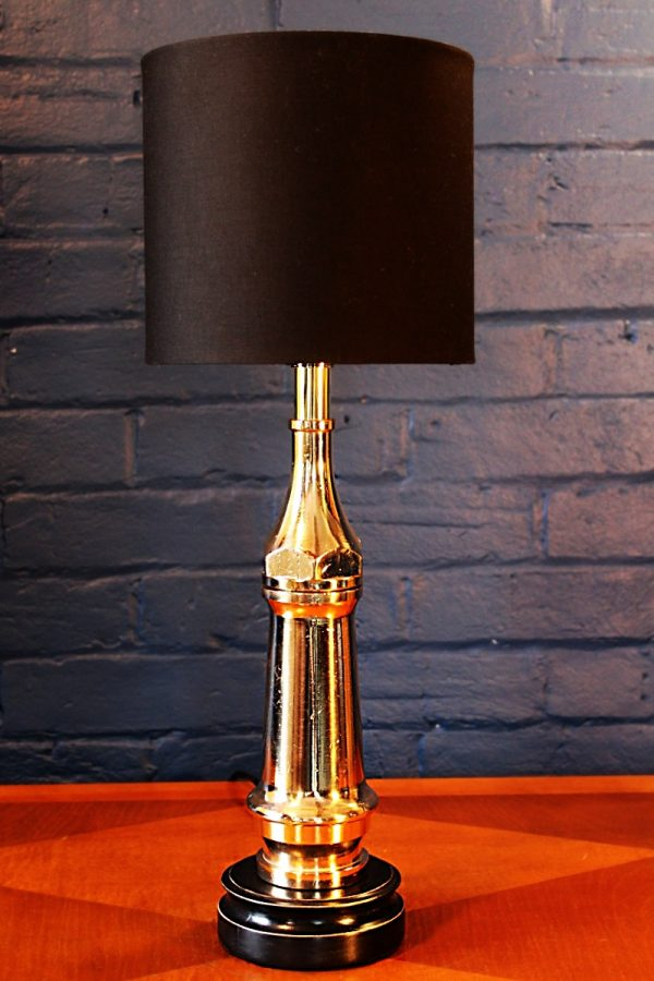 Solid brass fire branch lamp for sale